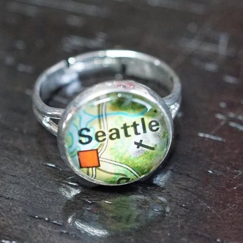 Ring Lieblingsort Seattle